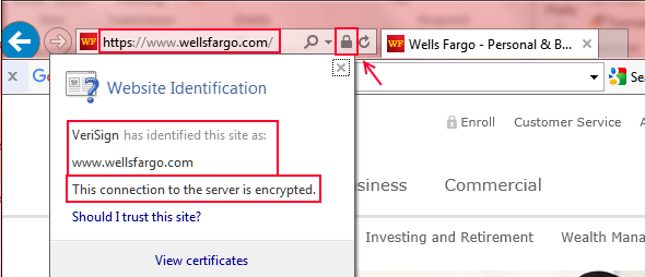 Security HTTPS SSL Tutorial